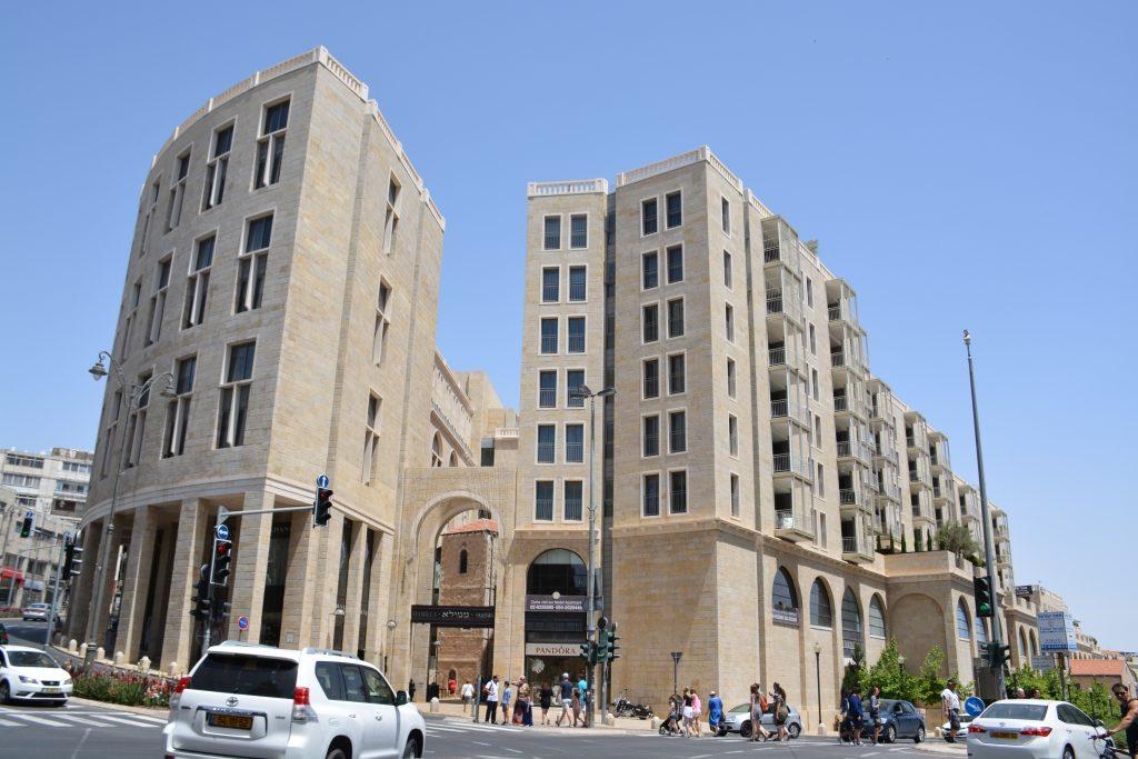 Parking Lots and Spaces in Jerusalem – Wonder Israel